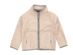 Ver de Terre fleece jacket mahogany rose/mocha